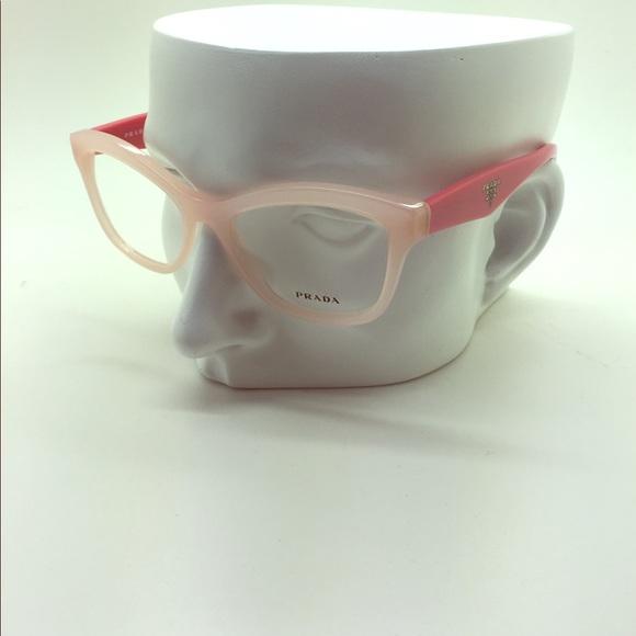 f2b7d35789a4 New Prada VPR 29R UEW-1O1 52mm Eyeglasses